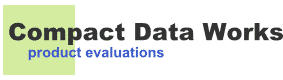 Compact Data Works product evaluations